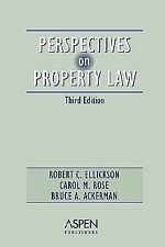 Perspectives on Property Law (Perspectives on Law Reader Series)