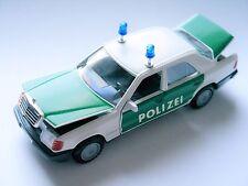 Mercedes w 124.i 200-300e/200d-300d policía Police polisi politi, cursor 1:36!