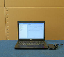 "DELL Latitude e6400 Core 2duo DUAL CORE p8700 2.53ghz 2gb 80gb WIFI 14.1"" Laptop"