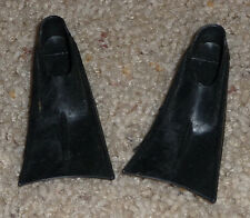 Vintage Frogman Flippers - 12 Inch GI Joe Military Figures