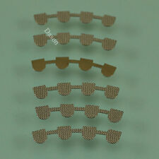 Dental Orthodontic Lingual retainers for maxillary 6pcs