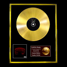 TOOL UNDERTOW CD GOLD DISC RECORD LP DISPLAY FREE P&P!