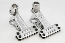 2 Manfrotto 275 Mini Spring Clamp - Chrome - Super Clamps - Photography Cla