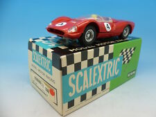 Scalextric Ferrari GT 330 C41, Red boxed mint