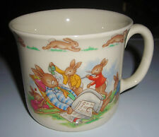 "ROYAL DALTON BUNNYKINS BONE CHINA TABLEWARE 3"" CUP MUG"
