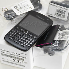 "BlackBerry 9720 SIM Free Black | BBM 5MP 2.8"" Qwerty OS7 (Economy Packaging)"