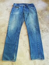 Vintage Levi's 501 Red Line Not Big E Size 36x36 #524 Jeans