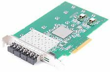 IBM PMC QX4 Pass2 Fiber Channel Adapter Card 4-port 31P0945 110-31P0950-01IBM PM