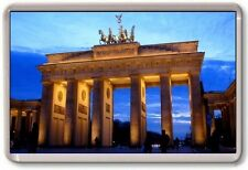 FRIDGE MAGNET - BRANDENBURG GATE - Large Jumbo - Berlin Germany