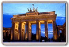 KÜHLSCHRANK-MAGNET - BRANDENBURG GATE - Große Jumbo - Berlin Deutschland