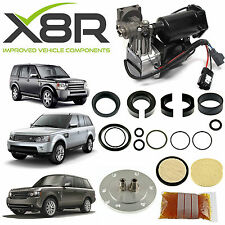 For Land Rover Discovery 3 4  Range Rover Sport Hitachi Air Compressor Repair