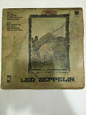 LED ZEPPELIN IV 4 ZOSO RARE REX LABEL unknown LP VG+
