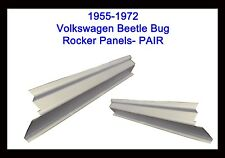 1955-1972 Volkswagen VW Beetle Bug Rocker Panel NEW PAIR
