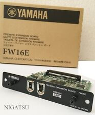 NEW YAMAHA FW16E FireWire Expansion Board for MOTIF XF from JAPAN