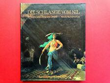 Die Schlange vom Nil * Frauen und Tanz im Orient * Wendy Buonaventura* gebraucht