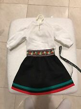 American Girl Doll Kirsten RETIRED Winter Outfit, Good Used Condition!