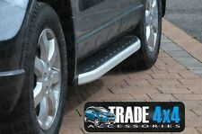 HONDA CRV SIDE STEPS CR-V RUNNING BOARDS BARS ALUMINIUM ALYANS 2007-2012 NEW