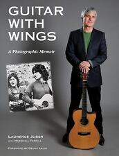 Guitar with Wings - Paul McCartney by Laurence Juber 2014, Hardcover FREE ShpN