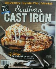 Southern Cast Iron Winter 2017 Steak Cookies Grilled Cheese FREE SHIPPING sb