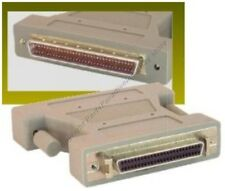 50pin SCSI2 Female Jack~SCSI3 HPDB68/HD68 Male cable/cord Adapter PC/MAC/SUN$SHd