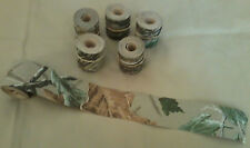 "Camo Tape, Realtree X-tra Brown, 5 rolls of 2"" x10', bulk, Camp-Cap; Made in USA"