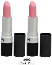 Revlon  Pink Pout  Matte Lipstick color #002  Pretty Baby Lilac Lot of 2