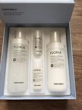 TONYMOLY Korean Cosmetics NEW Floria Whitening Skin Care 4  Sets/US Seller