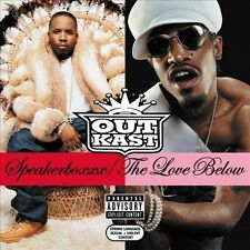 Speakerboxxx/The Love Below by OutKast (CD, Sep-2003, 2 Discs, LaFace). Hey Ya