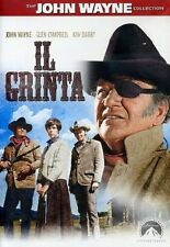 Dvd IL GRINTA - (1969) *** John Wayne Collection *** ...NUOVO
