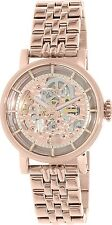 Fossil Women's Boyfriend ME3065 Rose Gold Stainless-Steel Automatic Watch
