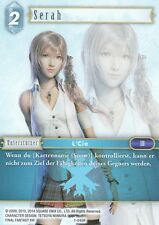 Serah (1-045R) Final Fantasy TCG Opus I  Deutsch  NEU TopMint