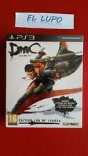 DEVIL MAY CRY EDITION SON OF SPARDA COLLECTOR PS3 SONY NEUF SOUS BLISTER VF
