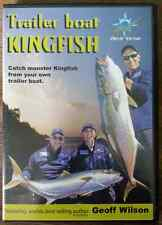Trailer Boat Kingfish DVD LAST IN STOCK!