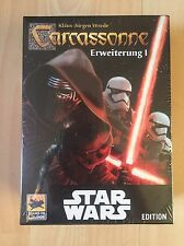 Carcassonne Board Game: Star Wars Expansion English