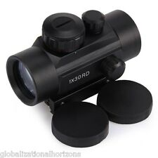 Tactical Holographic Sight Scope Red/Green Dot Riflescope Shotgun Hunt Airsoft