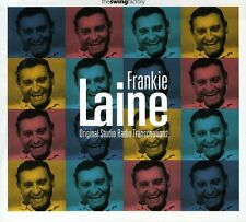 Original Studio Radio Transcriptions - Frankie Laine (2005, CD NEUF)