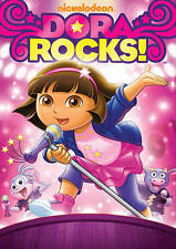 Dora the Explorer - Dora Rocks - Children's Nickelodeon Movie