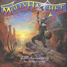 Molly Hatchet-Greatest Hits Re-recorded CD NEW