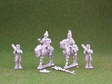28mm Ancient Roman General Set Pompey.1st Corps, ancient, miniatures, unpainted