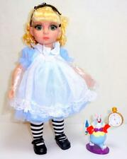 "Tonner 2014 Alice in Wonderland Patsy 10"" Doll Disney White Rabbit Figurine Box"