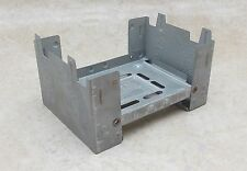 Vintage ESBIT Folding Camping Backpacking Solid Fuel POCKET STOVE From Germany