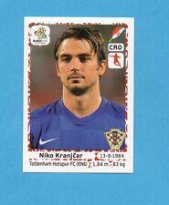PANINI-EURO 2012-Figurina n.386- KRANJCAR - CROAZIA -NEW