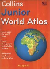 Collins Junior World Atlas (Collins Junior Atlas),