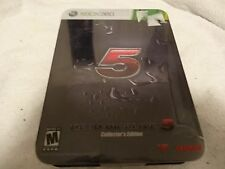 Dead or Alive 5  Collector's Edition Video Game Xbox 360 New Free Shipping