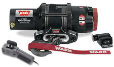 Warn ATV ProVantage 3500s Winch w/Mount 09-14 Polaris FullSize RangerHD