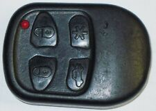 STARTER AFTERMARKET CONTROL ENTRY KEYLESS REMOTE ALARM security red led 4 button