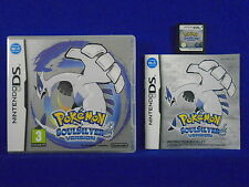 ds POKEMON SOUL SILVER Version PAL Soulsilver Lite DSi