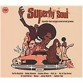 'SUPERFLY SOUL' VARIOUS ARTISTS - EXCELLENT 2xCD SET - FREE 1ST CLASS POST