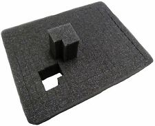 Pelican 1501 / 1500 Middle pluck replacement foam - Middle pluck only