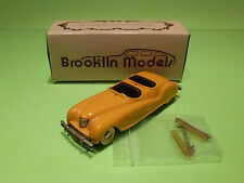 BROOKLIN MODELS BRK 8 CHRYSLER NEWPORT LE BARON 1941 - 1:43 - NMIB